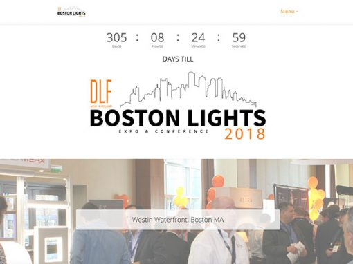 Boston Lights Website